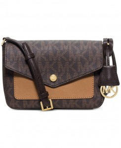 picture of Michael Kors Greenwich Small Flap Crossbody Sale