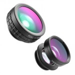 AUKEY 3 in 1 Clip-on Cell Phone Camera Lens Sale