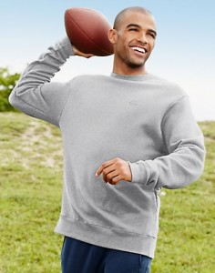 Champion Men's Water Repellent Sweatshirt Sale