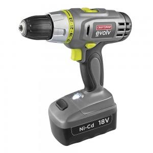 Craftsman Evolv 18.0 Volt Cordless Drill/Driver Sale