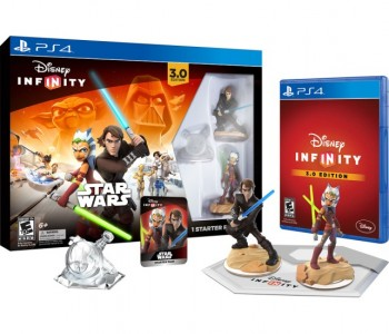 Disney Infinity: 3.0 Edition Starter Pack Sale