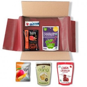 Dried Fruit Snack Sample Box ($7.99 Credit with Purchase)