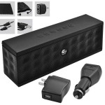 Ematic 8-in-1 Accessory Kit with Portable Bluetooth Speaker, Cable, Charger