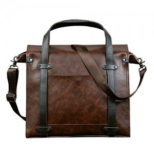 EveryMarket  Vintage Messenger 14in Laptop Bag Sale