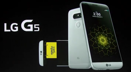 picture of Free Second Battery and Charging Cradle for LG G5