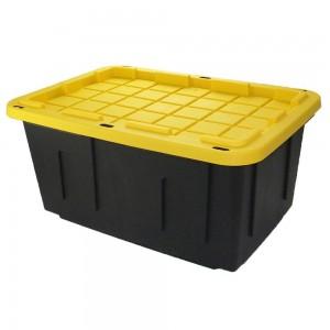 HDX 27 Gallon Storage Tote Sale