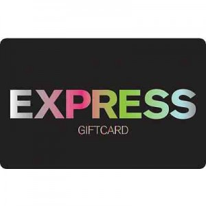 $50 Express Gift Card Sale for $40