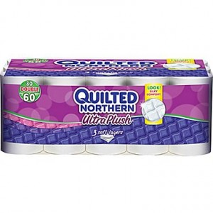 Quilted Northern Ultra Plus 3 ply Bathroom Tissue Sale