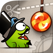 Cut the rope time travel iOS Free App