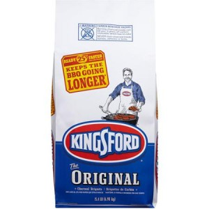 Kingsford Charcoal Briquets, 15-lb Bag Sale