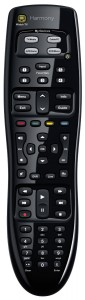 picture of Logitech Harmony 350 Remote - Replaces 8 Remotes