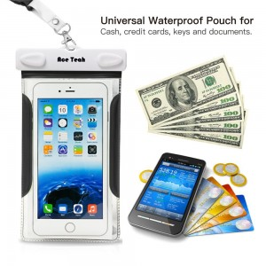 Universal Smartphone Waterproof Case (2-Pack) Sale