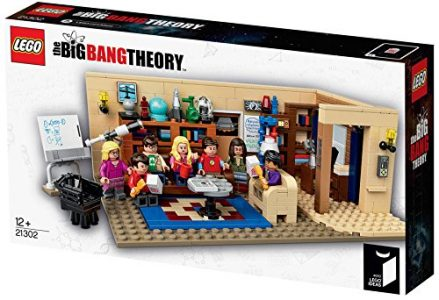 picture of LEGO Ideas The Big Bang Theory Building Kit Sale