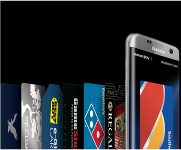 Samsung Pay 20% off Gift Cards