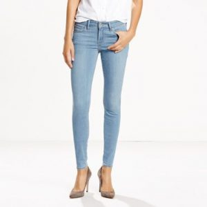 Womens 711 Skinny Jeans in Pleasant Valley