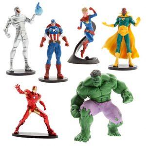Avengers Figure Play Set Sale