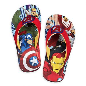 Avengers Flip Flops for Kids Sale