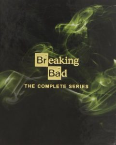 Breaking Bad Complete Series Blu-ray or DVD Sale