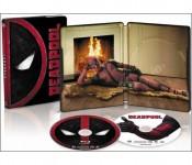 Deadpool Blu-ray Steel Book Sale