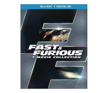 Fast and Furious 7-Movie Collection [Blu-ray] [8 Discs] Sale