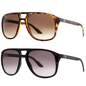 Gucci GG 1018/S Men's Gradient Aviator Sunglasses