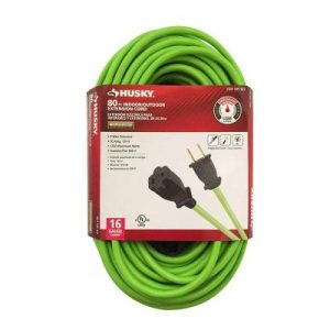Husky 80 foot Extension Cord Sale