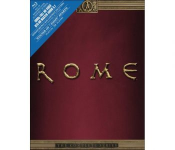 Rome the complete Blu-Ray Series