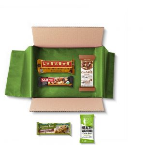picture of Snack Bar Snack Sample Box ($4.99 Credit with Purchase)