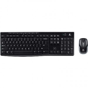 Logitech MK270 Wireless Keyboard and Mouse Sale