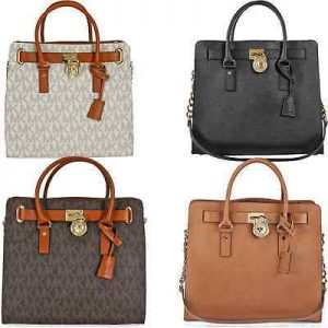 Michael Kors Hamilton Handbag sale