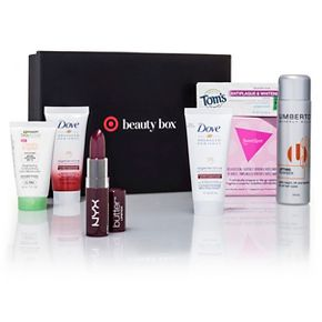 Target July Beauty Box Sale