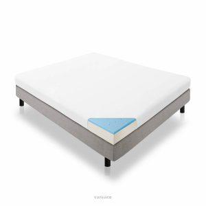 LUCID 5-inch Queen-size Gel Memory Foam Mattress Sale