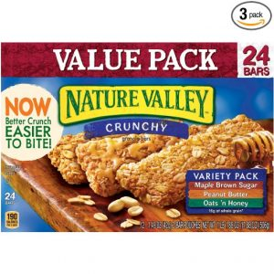 Nature Valley Granola Bars Variety Pack Sale