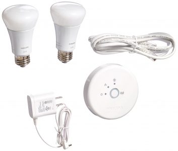 Philips 453761 Hue Lux Wireless Lighting Kit Sale