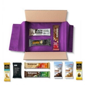 Protein Bar Sample Box ($9.99 Credit with Purchase)