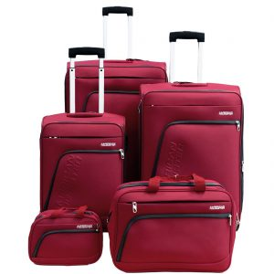 picture of Amerian Tourister Glider 5-pc Luggage Set Sale