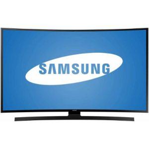 Samsung 55″ 55JU6700 Curved LED 4K Refurbished Smart HDTV Sale