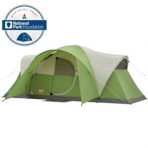 Up to 56% off Coleman Tents and Camping Gear