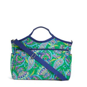 Vera Bradley Carryall Traveler Travel Bag