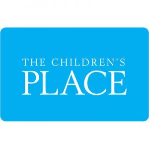 15% off $100 The Children's Place Gift Card Sale