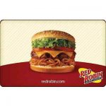20% off Red Robin $50 Gift Card