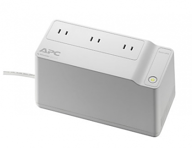 APC BackUPS BGE70 3 outlet home ups