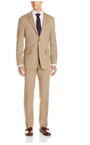 Nautica mens 2 piece classic fit suit