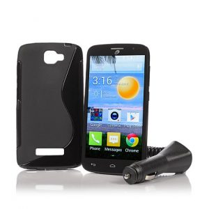 picture of Alcatel 5in Android TracFone No Contract Smartphone - 1200 Minutes, 1 Year Service