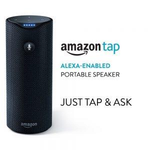 Amazon Tap Portable Alexa-Enabled Bluetooth Speaker Sale