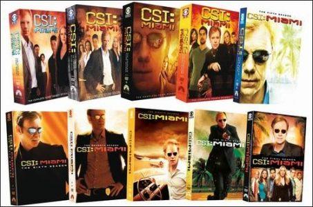 picture of CSI: Miami - The Complete Series