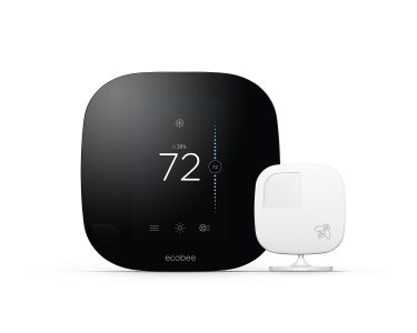 picture of Ecobee3 2nd Generation WiFi Smart Thermostat + Sensor Sale