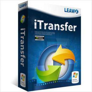 Free Leawo iOS iTransfer for Windows