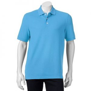 picture of Men's Croft & Barrow Pique Polo 6 for $34 Sale