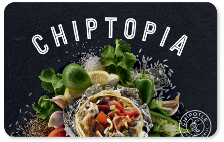 New Chiptopia Summer Rewards – Free Guac and Chips